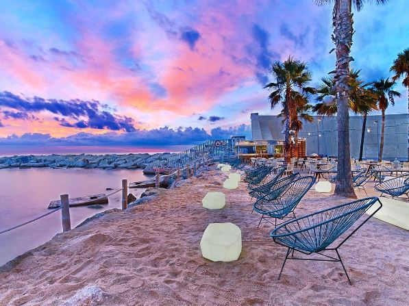 Salt beach club terrazeo - Salt w barcelona ...