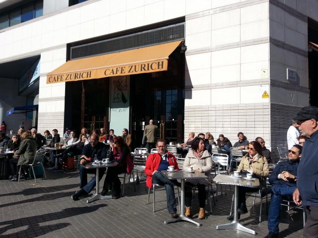 Café Zurich