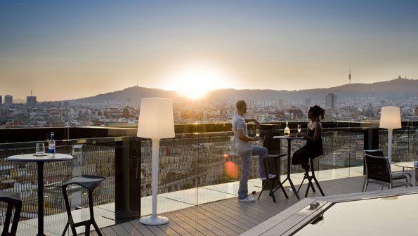 Afterwork en 360º |Barceló Raval @ Terraza 360º |Hotel Barcelo Raval | Barcelona | Catalunya | España