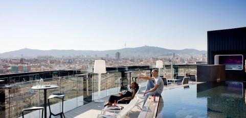 360º   Hotel Barcelo Raval