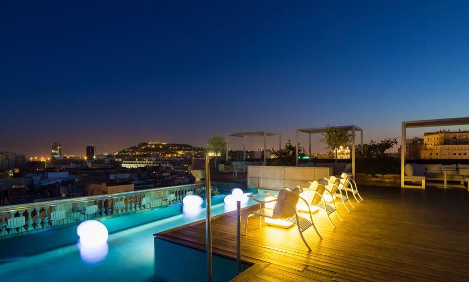 Ohla Hotel noche