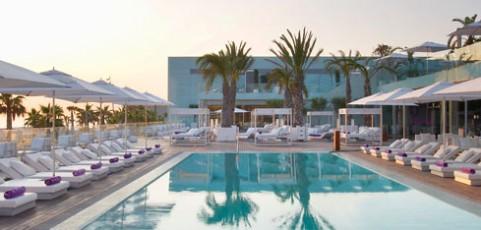 Wet Deck | W Hotel Barcelona