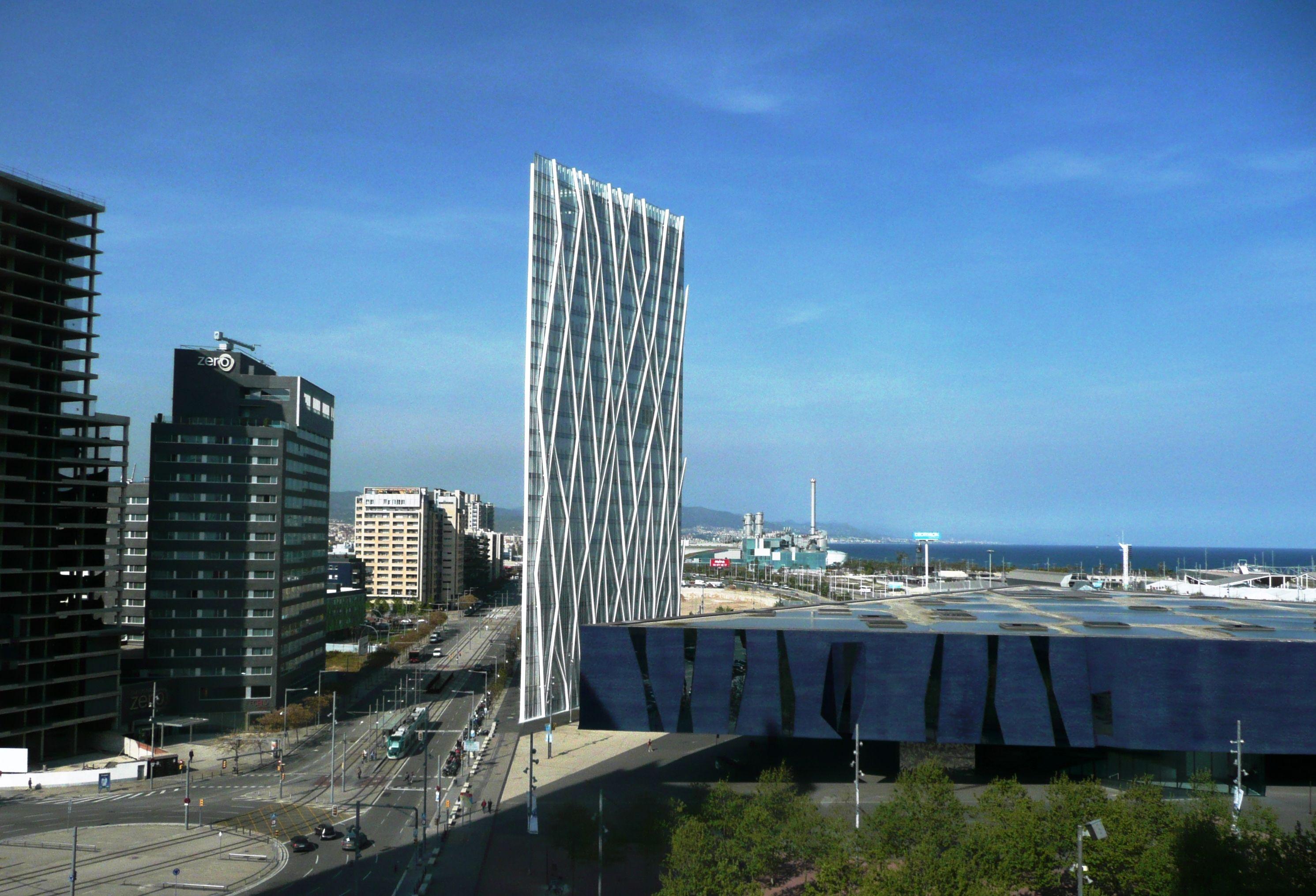 Torre Diagonal
