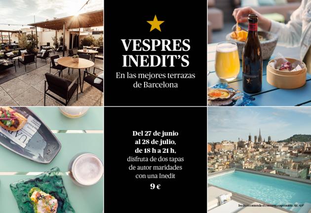 Vespres Inedit´s 2019