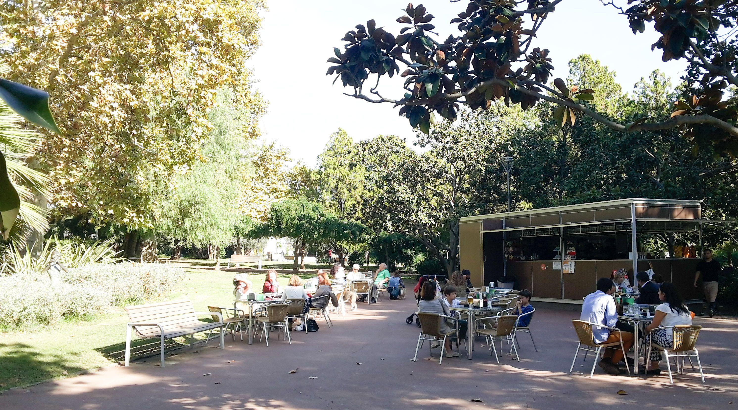 Chiringuito dels Jardins de Vil.la Amèlia