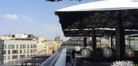 alaire terrace bar hotel condes de barcelona