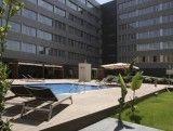 Terraza del Hotel Villa Olímpic@