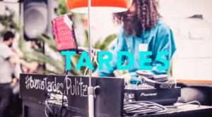 Buenas Tardes en la terraza del Pulitzer @ Terraza del Hotel Pulitzer | Barcelona | Catalunya | Spain