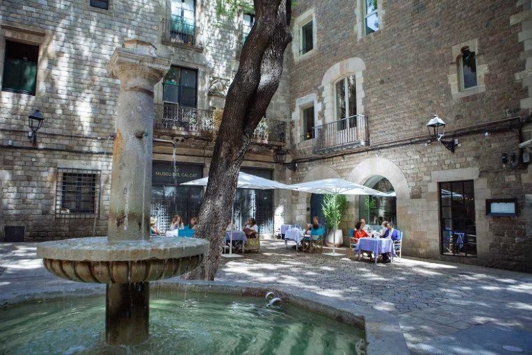 hotel Neri terraza
