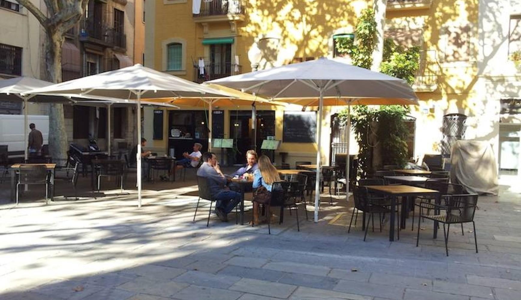Los mejores terrazas de la barceloneta barcelona terrazeo - Terrazas de barcelona ...