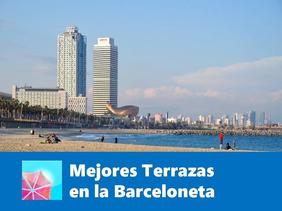 Mejores Terrazas de la Barceloneta