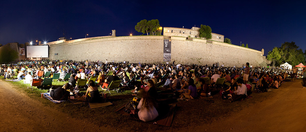 Summer nights events in Barcelona