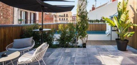 La Terraza De La LLuna   Hotel La Casa del Sol