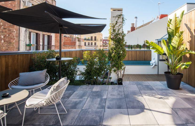 Terraza de la lluna hotel la casa del sol terrazeo for La terraza de la casa del soldado