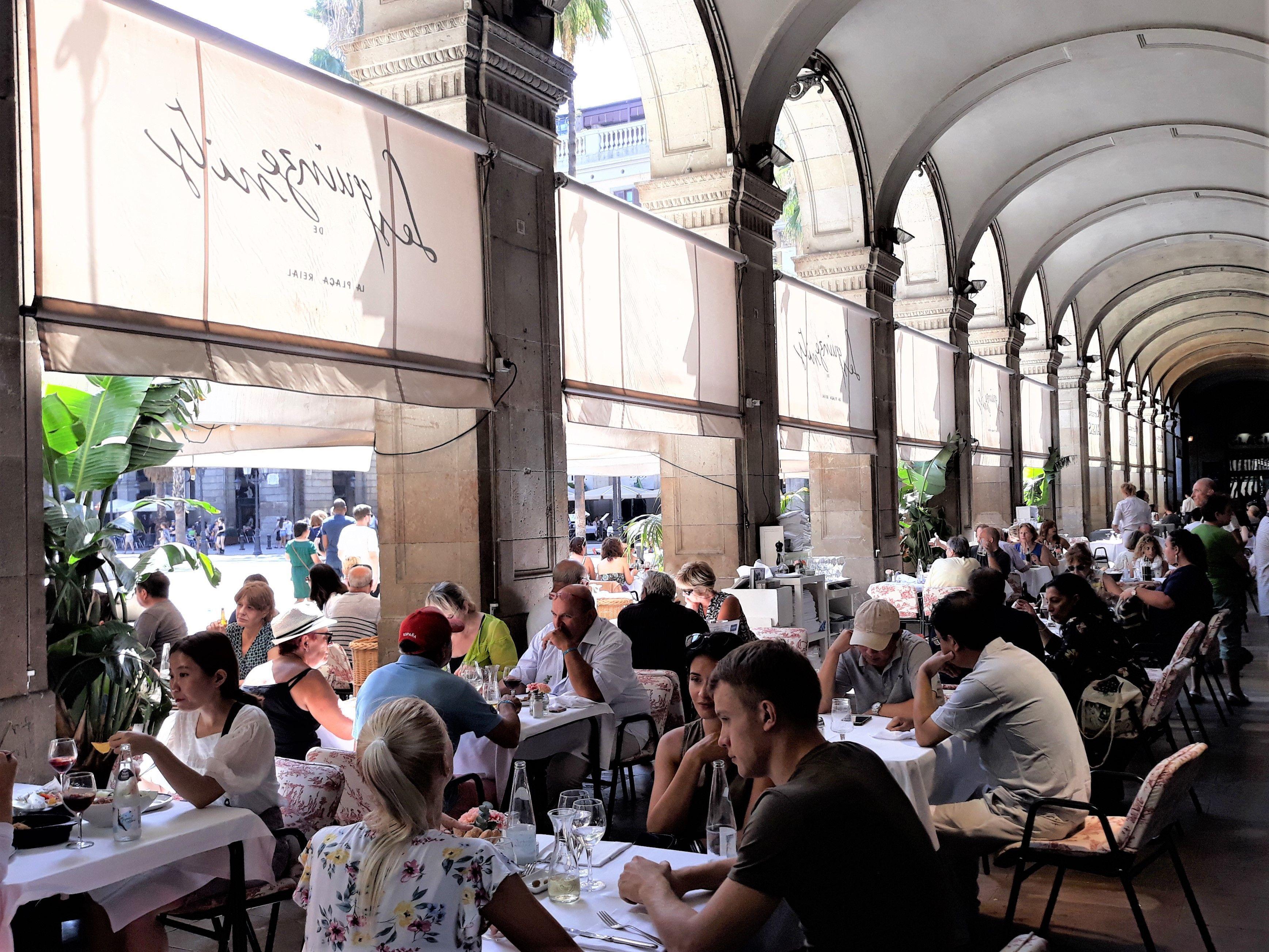 Mejores Restaurantes Con Terraza Barcelona 2020 Terrazeo