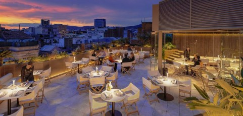 Mood Rooftop   Hotel The One Barcelona