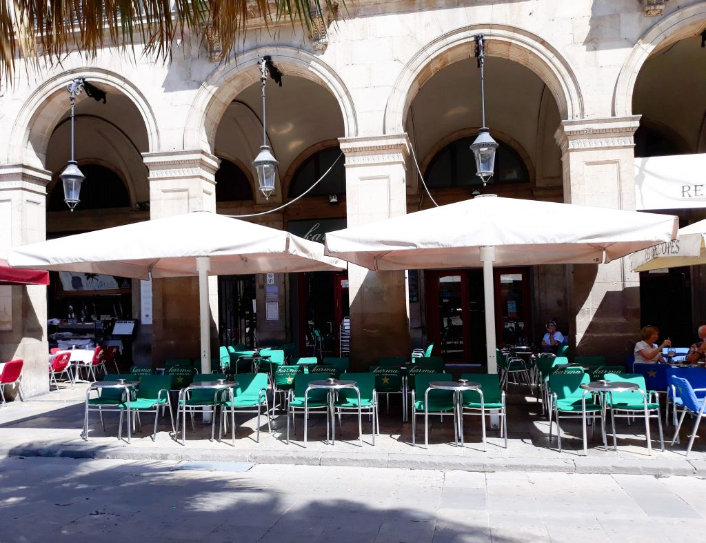 Karma Discoteca terraza