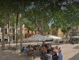 La Bacardina en la Plaza Bacardí de Horta, Barcelona