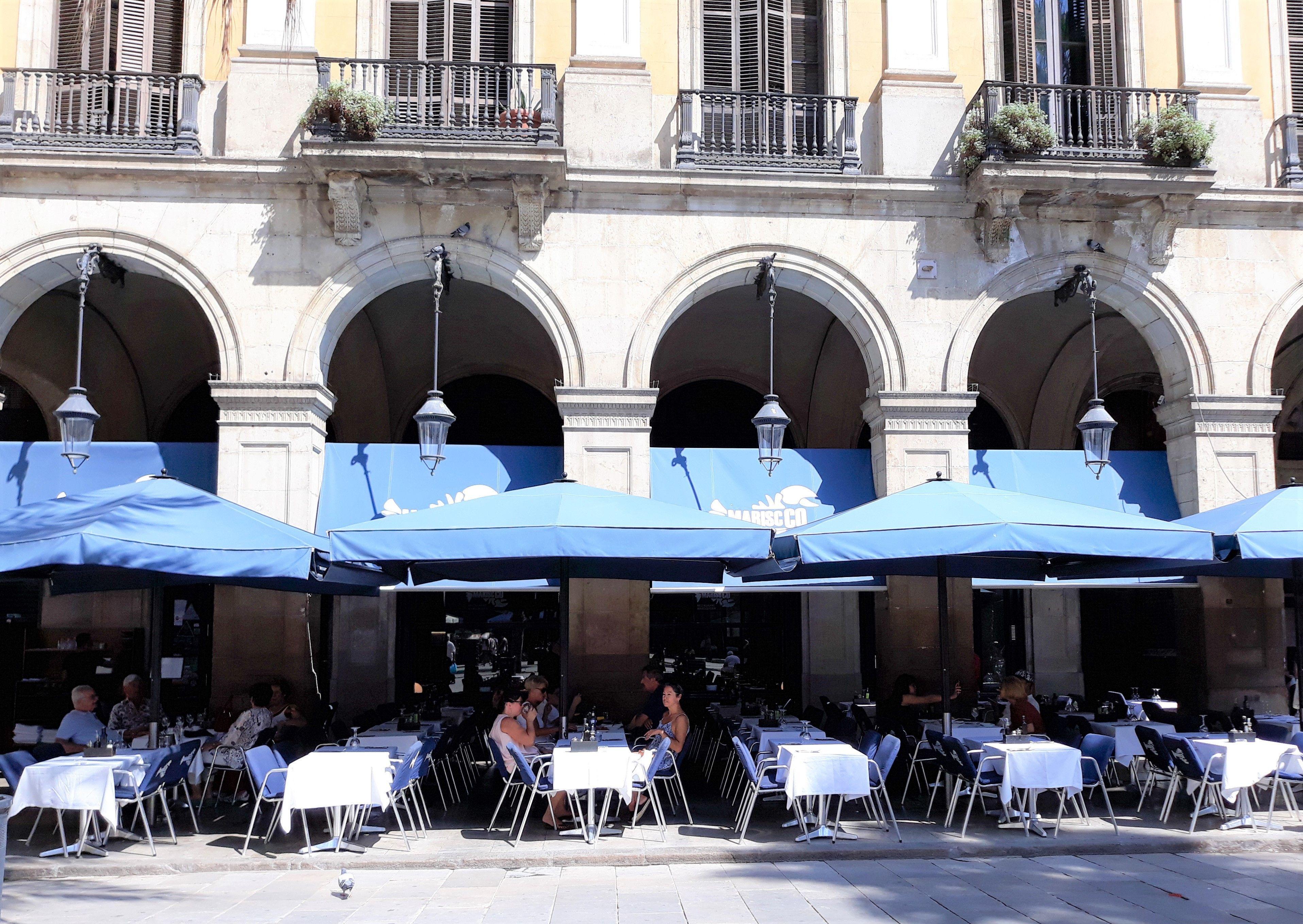 Restaurante Mariscco Ramblas Barcelona