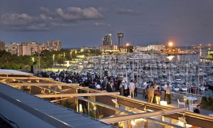 Afterwork en 1881 by Sagardi @ 1881 La terraza de las Indianas - Sagardi