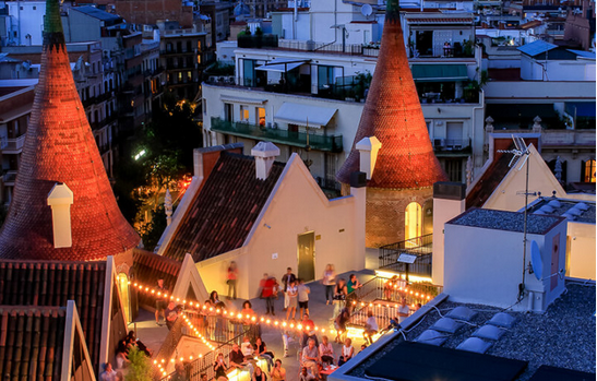 Descubre Las Mejores Terrazas De Barcelona Terrazeo
